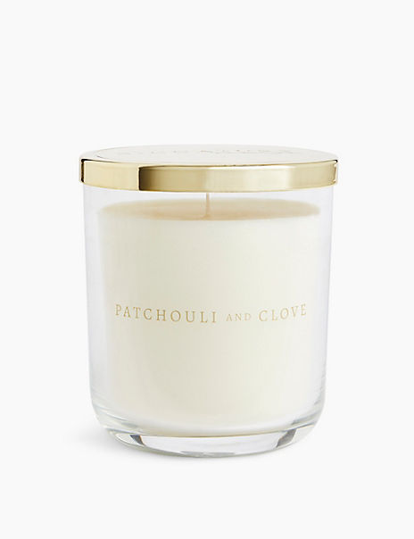Patchouli & Clove Lidded Candle