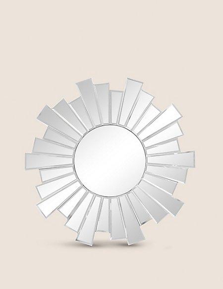 Small Sunburst Mirror