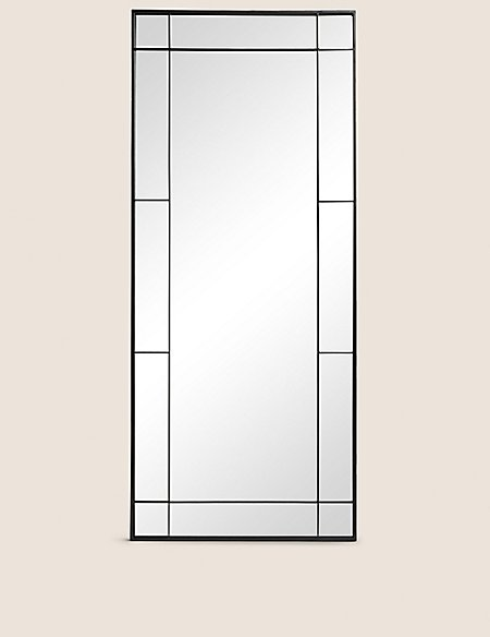 Rectangle Window Mirror