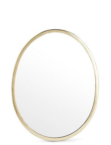 Pebble Mirror