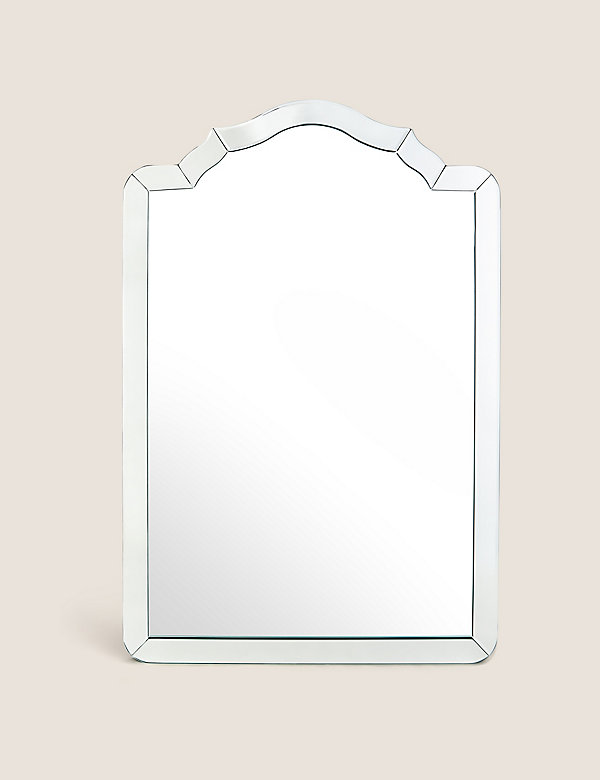 Vintage Style Large Hanging Wall Mirror