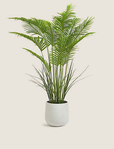 Artificial Floor Standing Palm