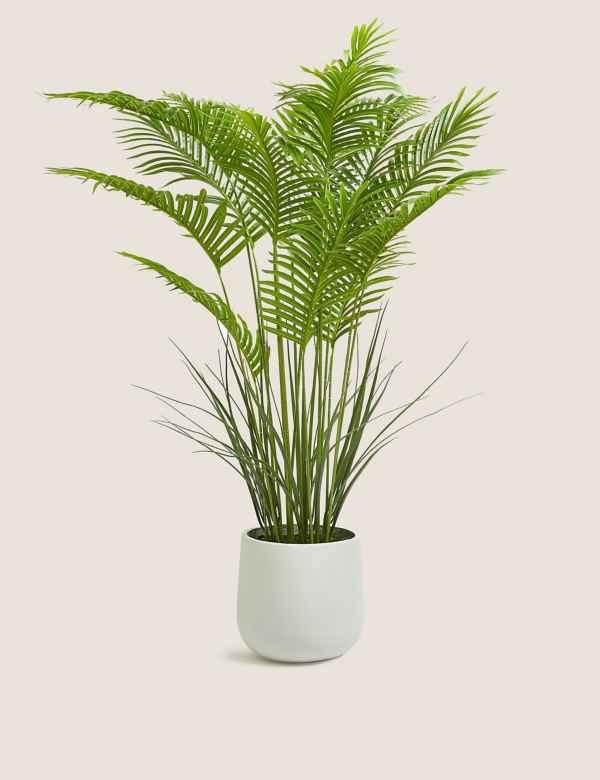 Artificial Floor Standing Palm M S