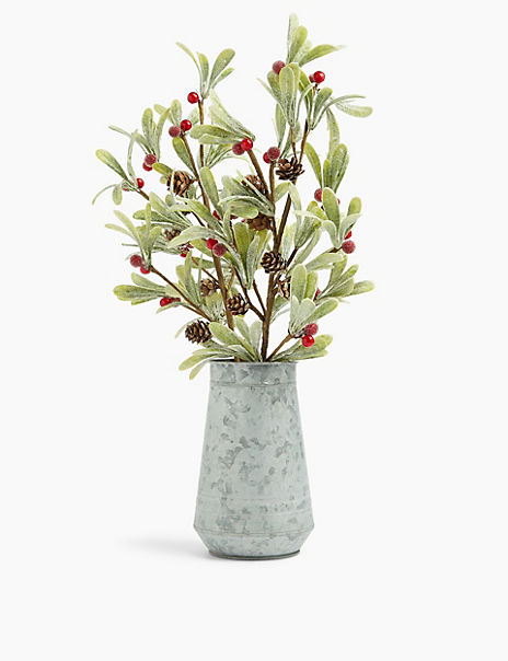 Large Berry Arrangement in Jug