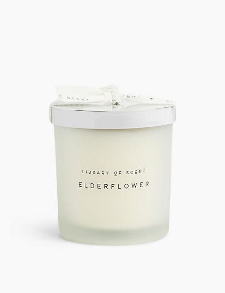 Elderflower Box Candle