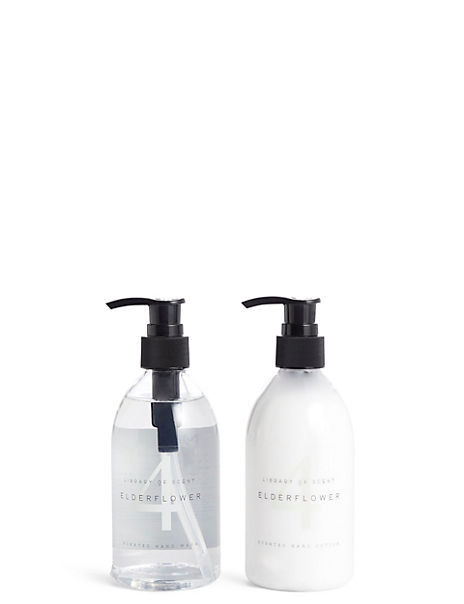 Elderflower Hand Wash & Lotion