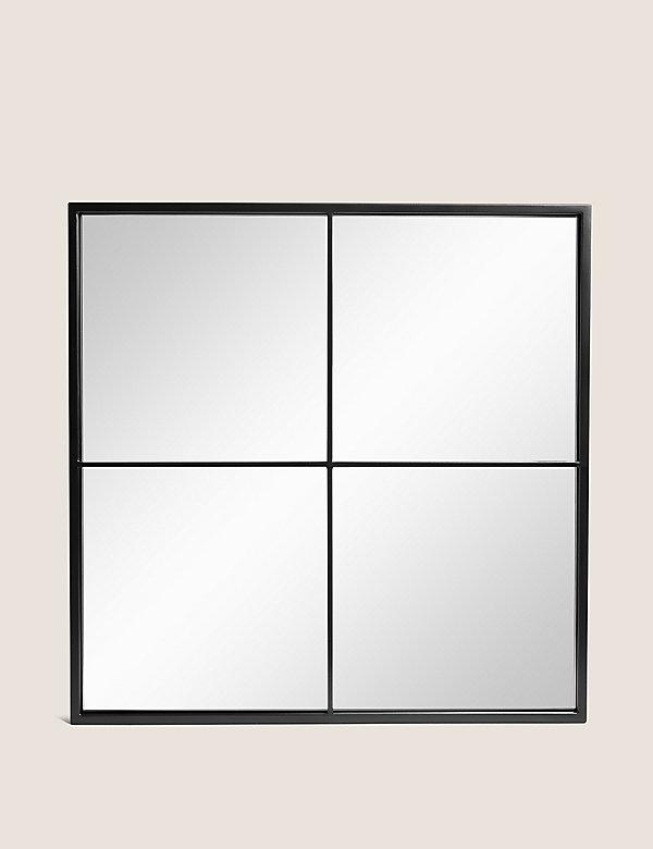 Simple Small Manhattan Mirror