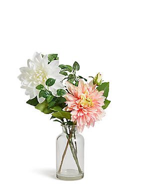 Dahlia Arrangement in Vase