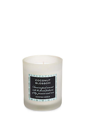 Coconut Filled Candle