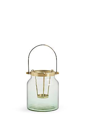 Small Ombre Lantern
