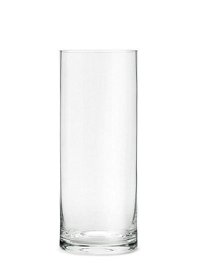 Tall Cylinder Vase Marks Spencer London