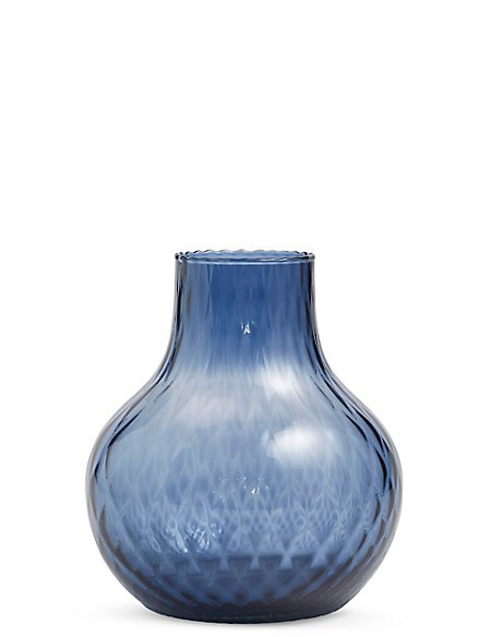 Glass Bulb Vase Ms