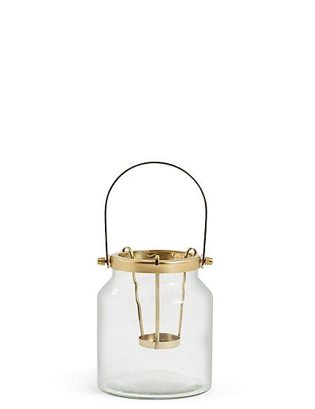 Small Clear Lantern