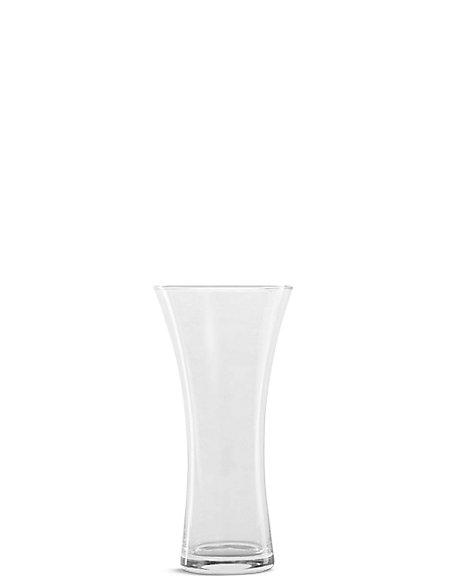 Wide Fluted Vase Ms