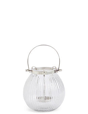 Small Ridged Lantern