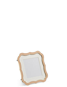 Enamel Photo Frame 10 x 10cm (4 x 4inch)