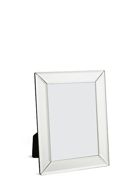 Mirrored Frame 13 x 18 cm (5 x 7inch) | M&S