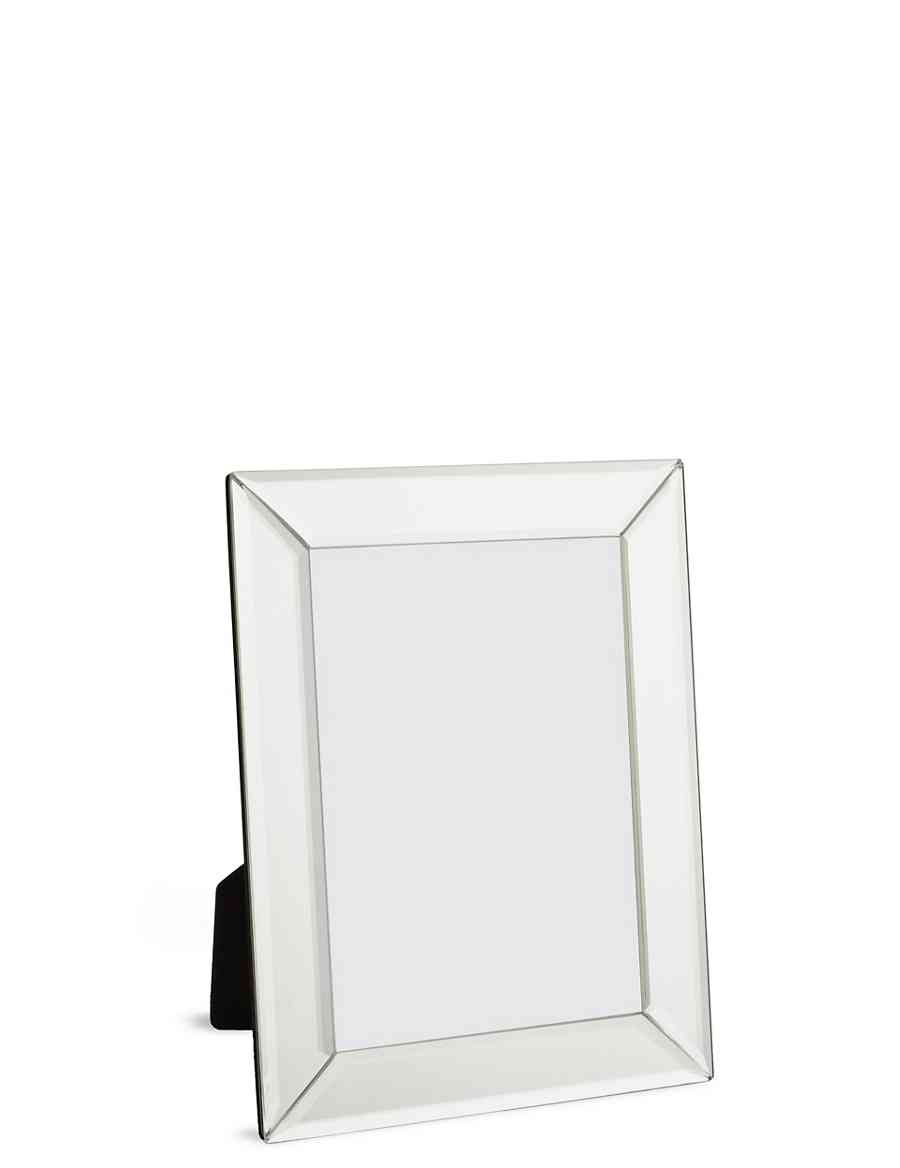 Mirrored Frame 13 x 18 cm (5 x 7inch) | M&S