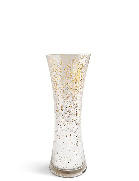 Classic Bouquet Mercury Vase Ms