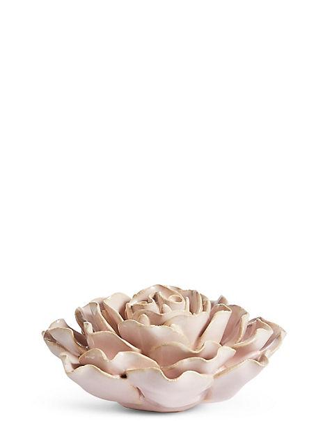 Rose Ceramic Flower