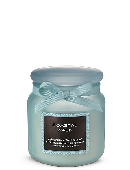 Coastal Walk Large Filled Candle
