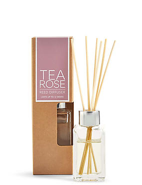 Tea Rose Reed Diffuser