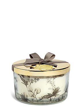 Grapefruit + Ginger 3 Wick Gift Candle