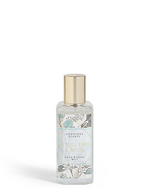 Neroli, Lime & Basil Room Spray