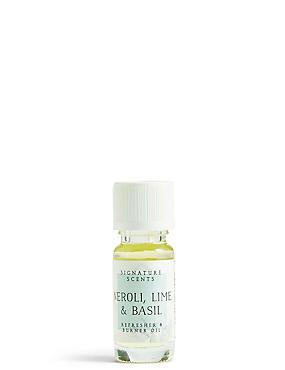 Neroli, Lime & Basil Refresher Oil