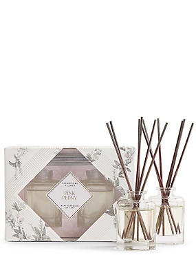 Pink Peony Twin Diffuser