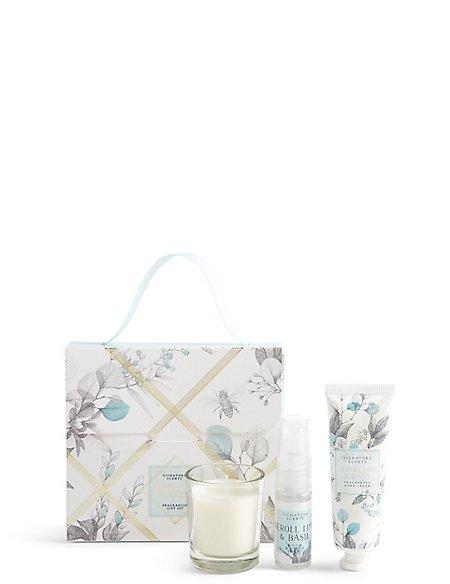 Neroli, Lime & Basil Mini Gift Set