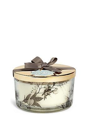 Neroli, Lime & Basil 3 Wick Gift Candle