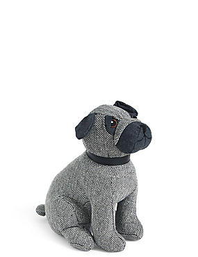 Doug the Pug Doorstop