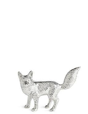 Woodland Fox Objet