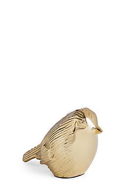 Woodland Robin Objet Ornament