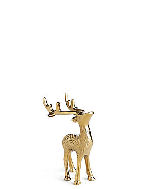 Standing Stag Objet Ornament