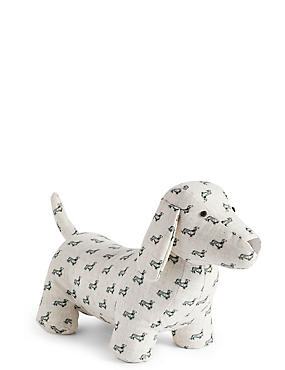 Pet Dog Doorstop