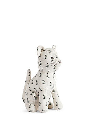 Pet Cat Doorstop