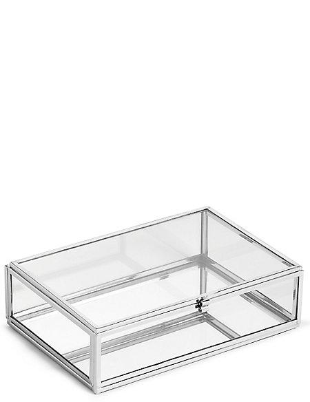 Large Rectangle Trinket Box