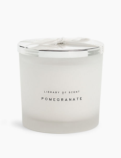 Pomegranate 3 Wick Candle