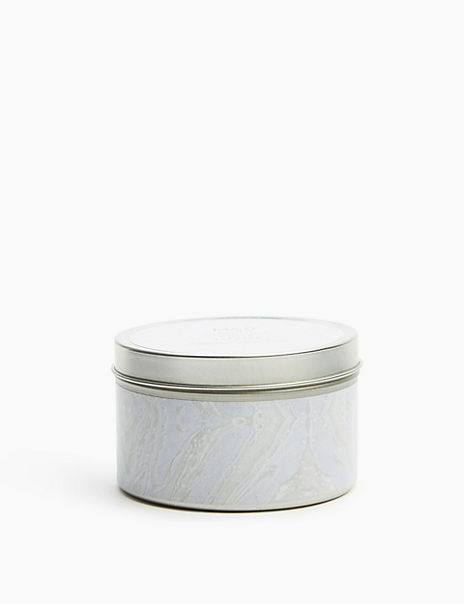 White Jasmine Tin Candle