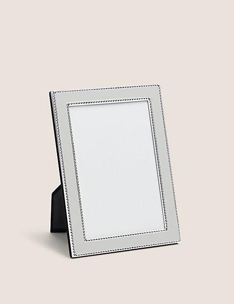 Beaded Photo Frame 5 x 7 inch (12 x 17cm)