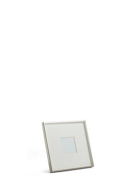 Rita Silver Photo Frame 8 x 8cm (3 x 3inch)