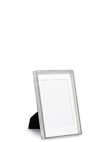 Rita Silver Photo Frame 10 x 15cm (4 x 6inch)