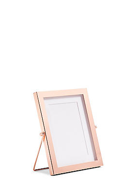 Rose Gold Photo Frame 10 x 15cm (4 x 6inch)