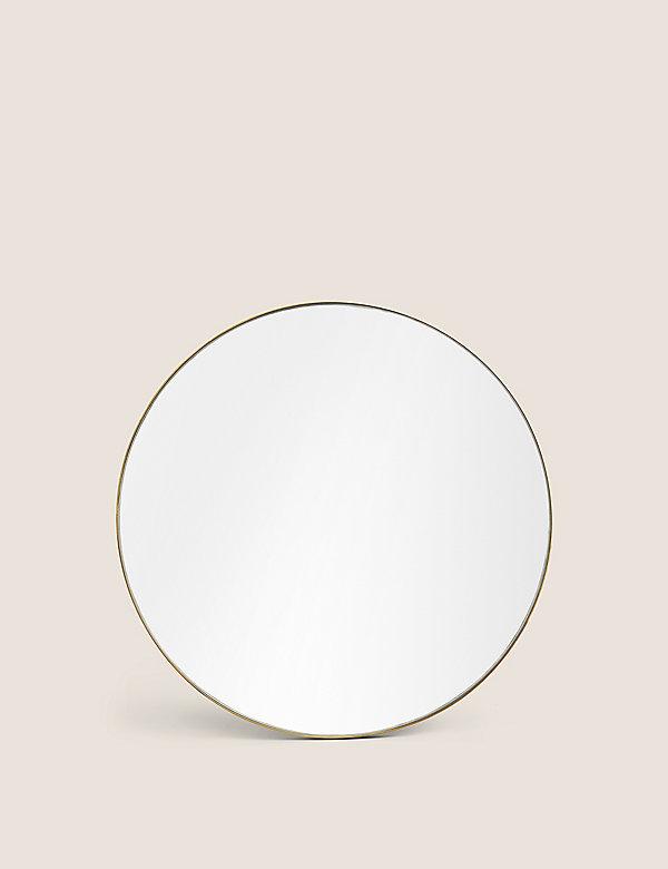"""Kleiner runder Spiegel """"Milan"""""""
