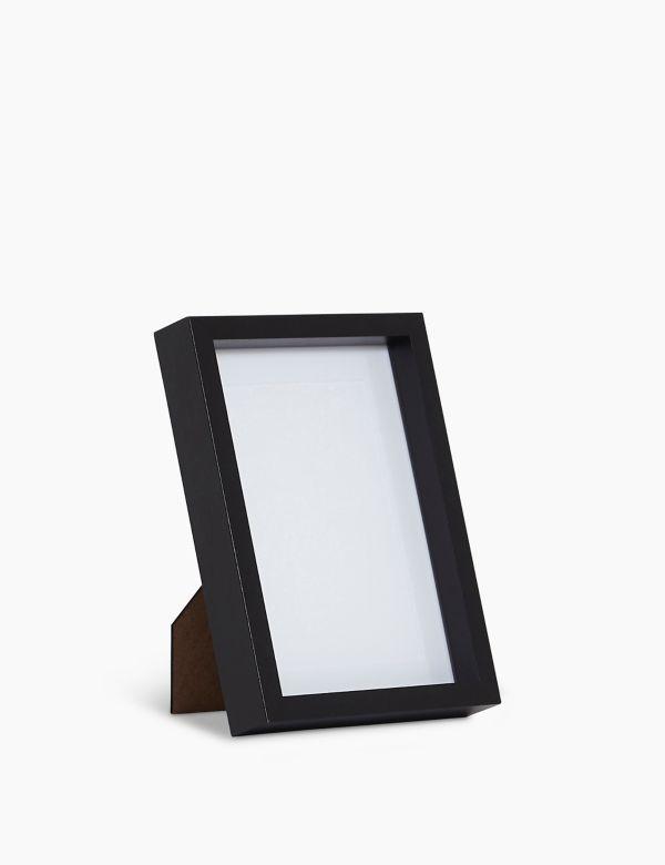 Black Photo Frames Plain Matte Picture Frame Online Ms