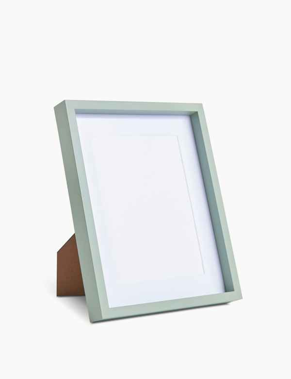 Green Photo Frames Buy Teal Lime Mint Picture Frame Ms