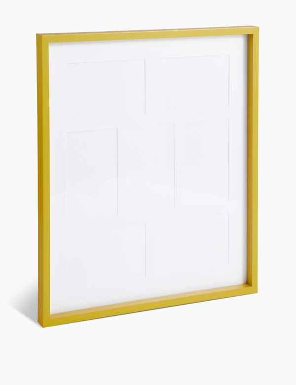 d5524718f57 7 Aperture Multi Photo Frame 10 x 15cm (4 x 6 inch)