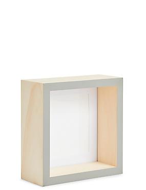 Boxy Photo Frame 10 x 10cm (4 x 4inch)